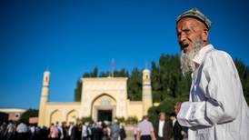 China exiles point spotlight on Muslim repression