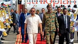 Ethiopian leader Abiy Ahmed visits Sudan on mediation mission