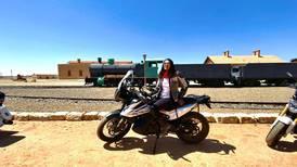 Meet the trail-blazing Saudi women changing perceptions of female bikers