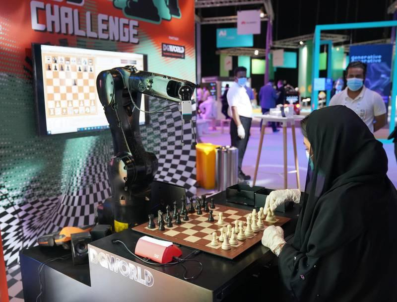 Sheikh Hamdan bin Mohammed bin Rashid, Crown Prince of Dubai, attended the Ai Everything x Restart Dubai Summer Conference. Wam