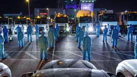 Hajj pilgrims, Abu Dhabi disinfection, flash floods in Europe - Trending