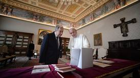 Pope Francis and UN chief call for religious tolerance