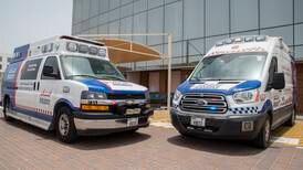 Rapid-response ambulance centre to serve Expo 2020
