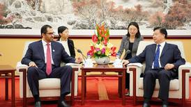 Strong bilateral relations serve the strategic interests of both China and the UAE