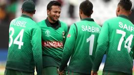 Shakib Al Hasan gets three-match ban for outburst in Bangladesh tournament