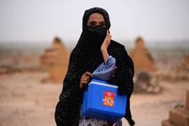 Polio eradication is within global reach