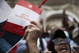 Outspoken Tunisian civilians bear brunt of military court loophole