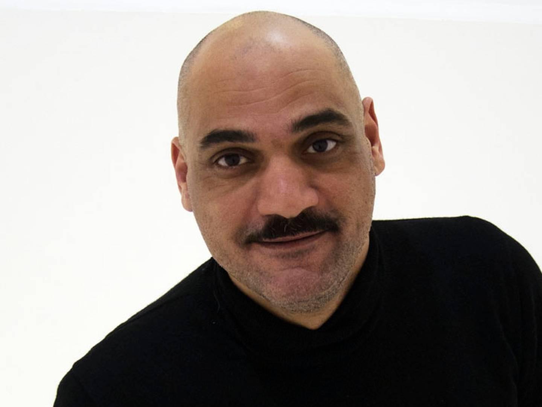 A handout photo of Tarek Abou El Fetouh (Courtesy: Abu Dhabi Art) *** Local Caption ***  BLOG15jl-abudhabi-art05.JPG