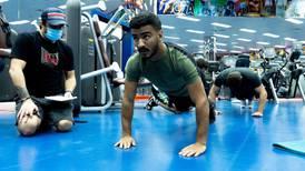 UAE's Hamad Nawad balances jiu-jitsu training and fasting during Ramadan in lockdown