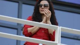 Preity Zinta watches KL Rahul hit 98 not out as Punjab win in Dubai - in pictures