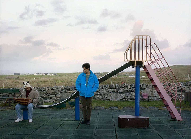 Amir El-Masry and Vikash Bhai in Limbo (2020) IMDb