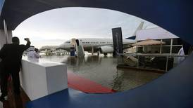 Abu Dhabi Air Expo suspended as extreme weather hits UAE capital