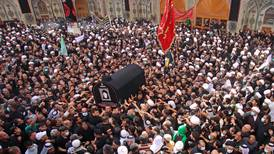 Iraq's Shiite cleric Mohammed Saeed Al Hakim buried in Najaf