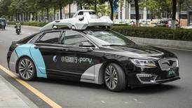 Toyota-backed self-driving start-up Pony.ai considers IPO to boost growth