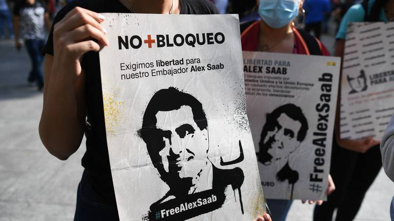 An image that illustrates this article Ally of Venezuela's Maduro defiant after extradition to US