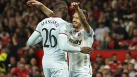 Manchester United v West Ham player ratings: Lingard 7, Martial 4; Yarmolenko 8, Lanzini 7