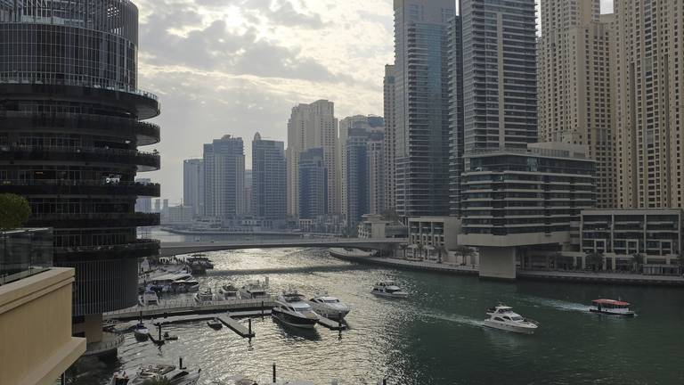 An image that illustrates this article UAE weather: fair and partly cloudy with temperatures in low 30s