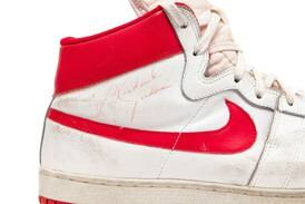Michael Jordan's Air Ship sneakers sell for $1.4 million