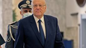Lebanon's PM calls for 'sacrifice' as new government meets for the first time