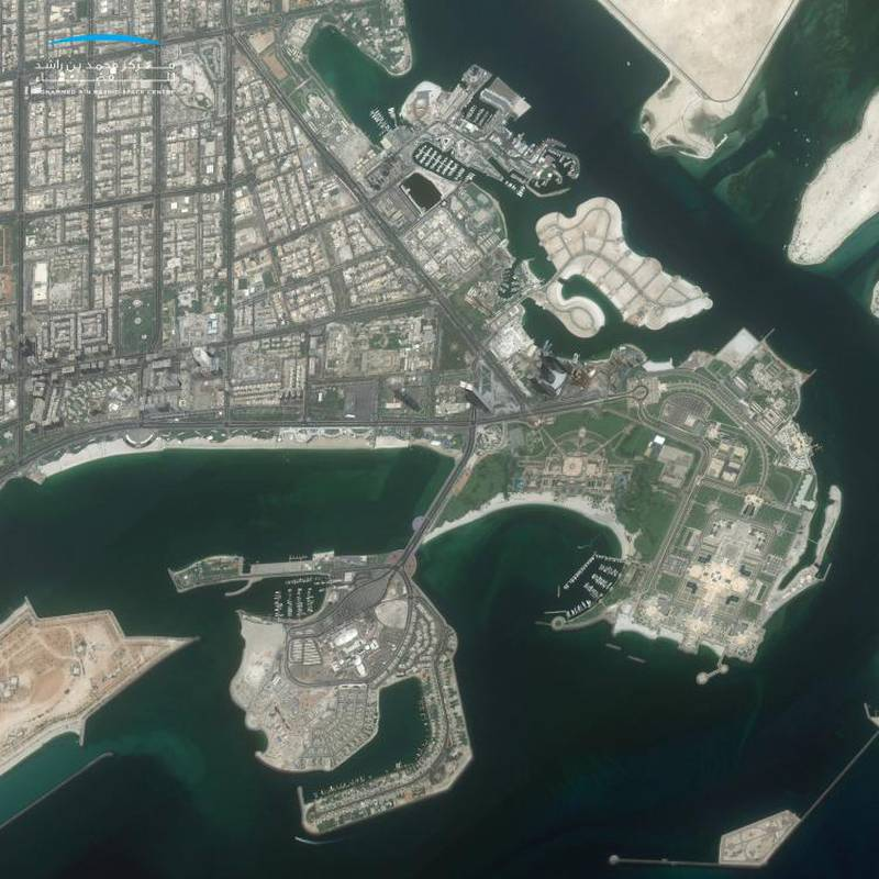 Abu Dhabi, UAE. Courtesy Mohammed bin Rashid Space Centre