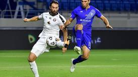 Al Nasr striker Sebastian Tagliabue hopes 'next four or five months could be amazing'