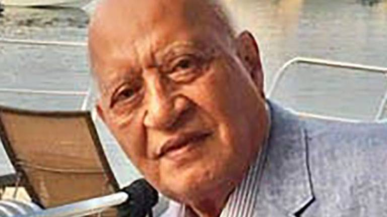 An image that illustrates this article Egyptian dramatist Faisal Nada dies aged 81