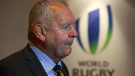 World Rugby chief Bill Beaumont: 'Distinct possibility' international rugby season is over