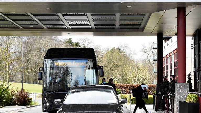 An image that illustrates this article Ireland ends hotel quarantine for travellers