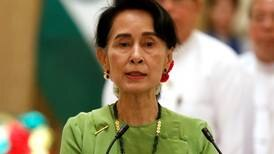 Myanmar court defers hearing as a dizzy and drowsy Suu Kyi skips appearance