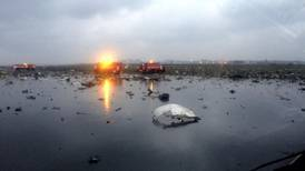 Russian aviation disasters in the past decade
