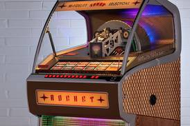 Why jukeboxes are making a comeback