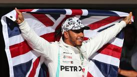 'I can't believe it': Lewis Hamilton to line up at Abu Dhabi Grand Prix as a six-time world champion