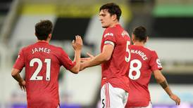 Harry Maguire backed by Ole Gunnar Solskjaer after starring in Manchester United victory - in pictures