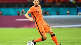 Dutch defender Daley Blind admits he had to overcome 'mental barrier' to play after Christian Eriksen collapse