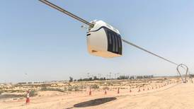 Sharjah sky pods inventor looks to low-cost space journeys next