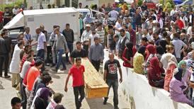 More than 100 feared dead near Tunisia in Mediterranean crossing attempt