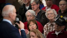 Iowa is still unsure who it will vote for – just like the rest of the US