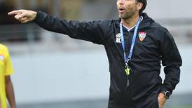 Roel Coumans: Ex-UAE assistant coach on his time with the national team, World Cup hopes and 'phenomenal' Ali Mabkhout