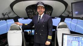 Portrait of a Nation: The Emirati pilot who flew the Pope and Special Olympics Flame of Hope