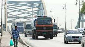UAE lorry drivers stressed by long hours and motorists' bad behaviour