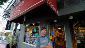 Physical book stores are enjoying a mini-revival in the US despite intense competition
