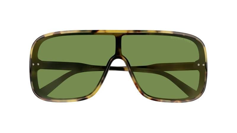 Bottega Veneta sunglasses. Courtesy Bottega Veneta