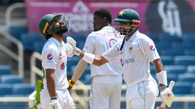 Babar Azam leads Pakistan fightback after horror start against West Indies