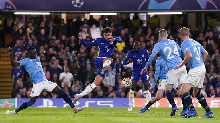An image that illustrates this article No regrets for Chelsea boss Tuchel despite injury to star striker Lukaku
