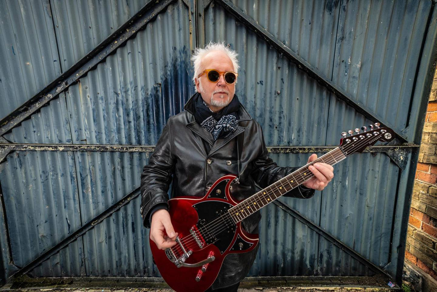 Reeves Gabrels. Photo by Kan Lailey