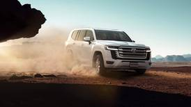 Road test: taking the 2022 Toyota Land Cruiser for a rough-and-tumble ride in the UAE