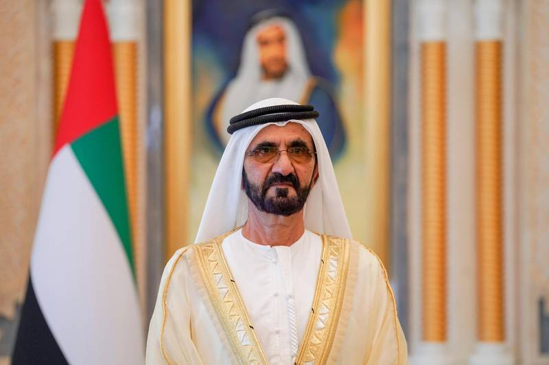 ABU DHABI, 2nd September, 2019 (WAM) -- Two new UAE Ambassadors to brotherly and friendly countries were sworn in on Monday before His Highness Sheikh Mohammed bin Rashid Al Maktoum, Vice President, Prime Minister and Ruler of Dubai, at Qasr Al Watan (Al Watan Palace) in Abu Dhabi. Wam