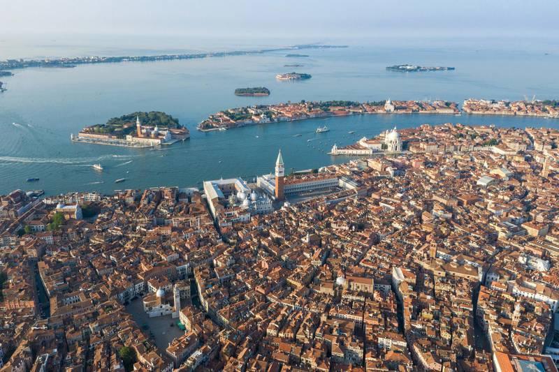 Venice. Photo: Christopher Wilton-Steer and The Aga Khan Development Network