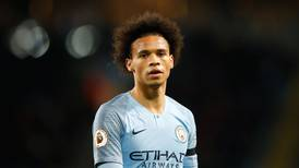 Pep Guardiola believes Manchester City already have the firepower to replace Leroy Sane