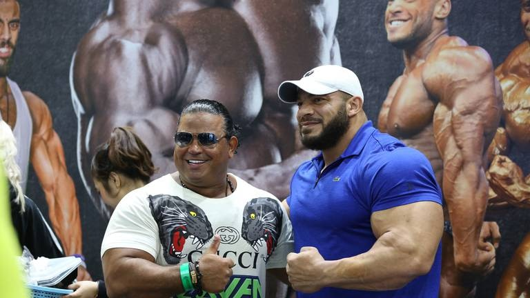 An image that illustrates this article Mr Olympia Big Ramy and Ronnie Coleman to headline Dubai Muscle Show